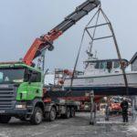 Arctic Transport Nuuk Greenland
